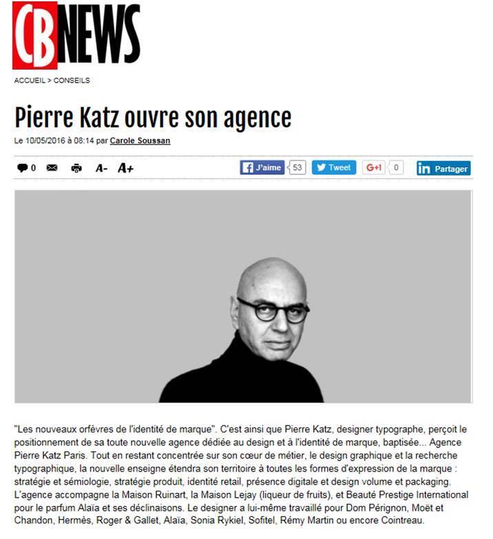 PK CB News
